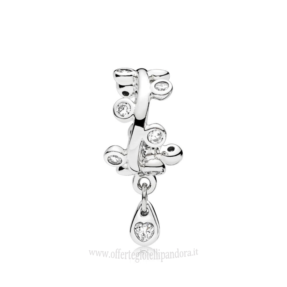 Scontati Pandora Cheelier 33.00 Droplets Distanziatore Fascino Rivenditori